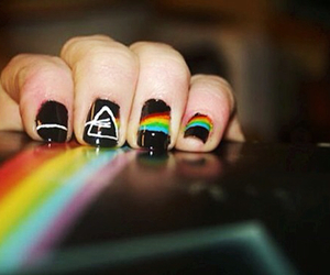 nails and Pink Floyd image
