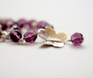 bracelet, butterfly, and nifty fifty image