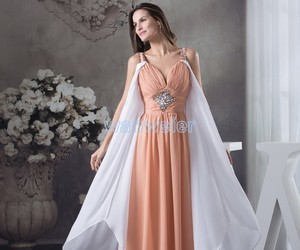 evening formal prom dress and nice weddingdress image