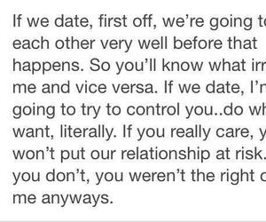 love, Relationship, and date image
