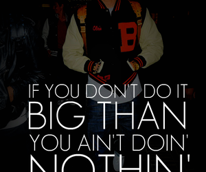 chris brown and quote image