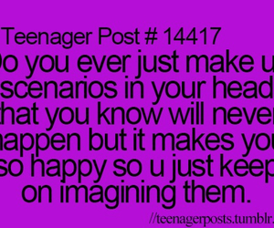 quotes, true, and teenager post image