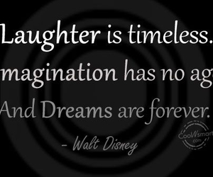 dreams, imagination, and laughter image