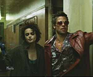 fight club, Marla, and tyler durden image