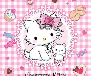 charmmy kitty, kawaii, and cute image