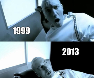 eminem, my name is, and the monster image