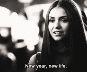 new year, life, and Nina Dobrev image