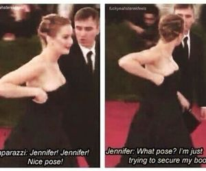 beautiful, funny, and red carpet image