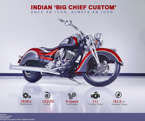 bikes, big chief custom, and indian motorcycles image
