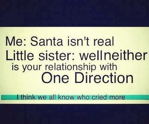 one direction, beautiful, and santa image