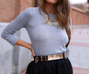 fashion, pretty, and clothes image