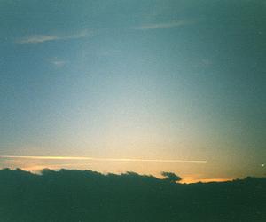 indie, sky, and vintage image