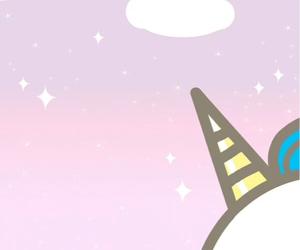 girly, unicorn, and cute image