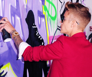 justin bieber and premiere image