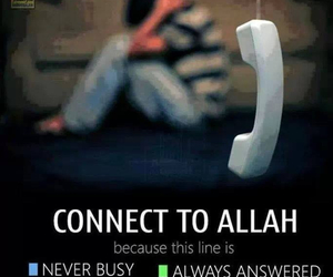 allah, quotes words, and islam image