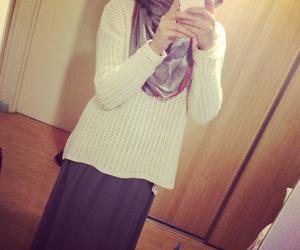 fashion, girl, and islam image