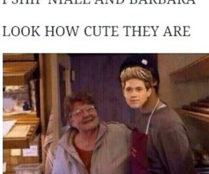 niall horan, directioner, and biall image