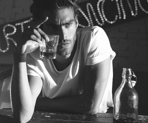 model, boy, and Jon Kortajarena image