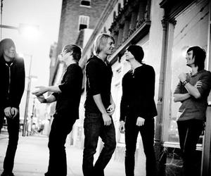 blessthefall and bless the fall image