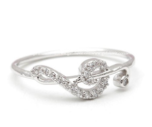 jewelry, ring, and music ring image