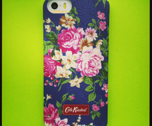 case, flowers, and iphone image