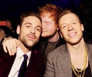 ed sheeran and macklemore image
