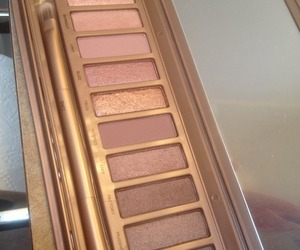 girly, earth tones, and naked palette image