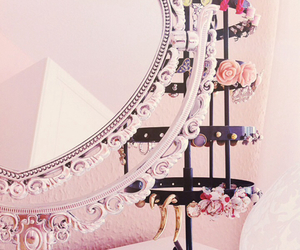 girly, rosy, and pastel image