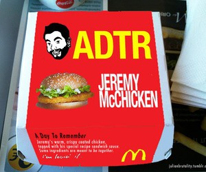 a day to remember, adtr, and jeremy image