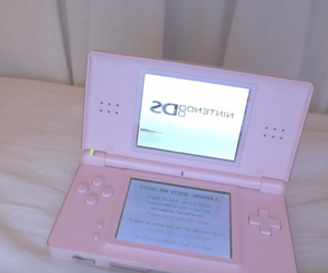 nintendo, pale, and pink image