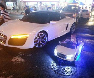 audi, cute, and baby boy image
