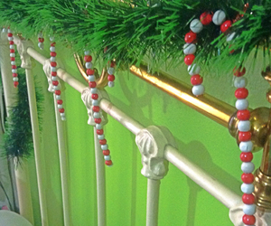 candy, candy cane, and decoration image