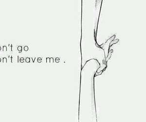 black and white, go, and hold hands image