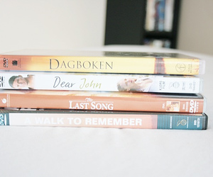 A Walk to Remember, dear john, and dvds image