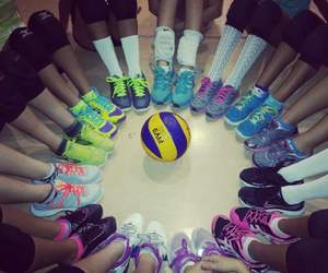 voley, tenis, and friends image