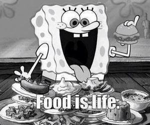 food, happy, and nickelodeon image