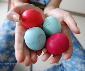 eos, lips, and makeup image