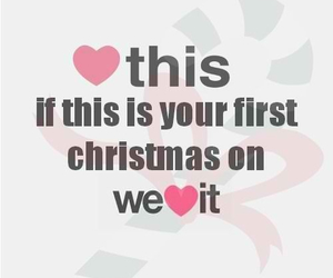 christmas, heart it, and heart image