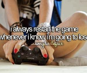 game, text, and quote image