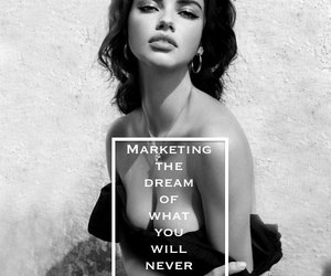Adriana Lima, beautiful, and text image