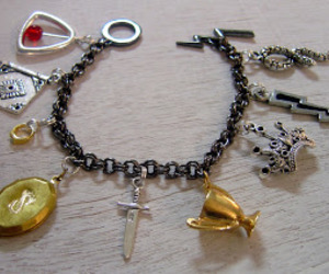 harry potter and bracelet image