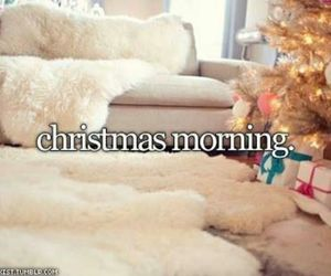 christmas, morning, and winter image