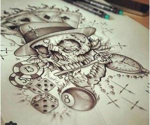 crazy, poker, and draw image