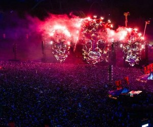 dance, hardstyle, and defqon 1 image
