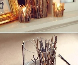 candle, creative, and diy image