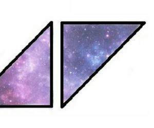 forever, galaxy, and house image