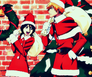 christmas and bleach image