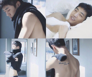 handsome, sexy, and yongguk image