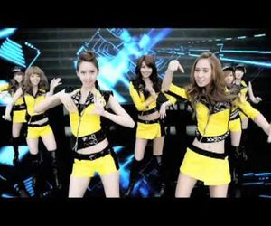 girls generation, mv, and mr taxi image