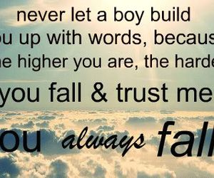 boys, sky, and quotes image